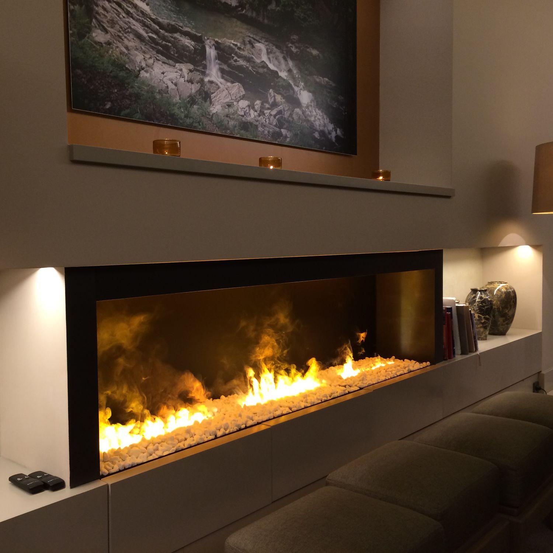 Electric Fireplace Insert Modul L Kiesel Kamin Design Gmbh Co