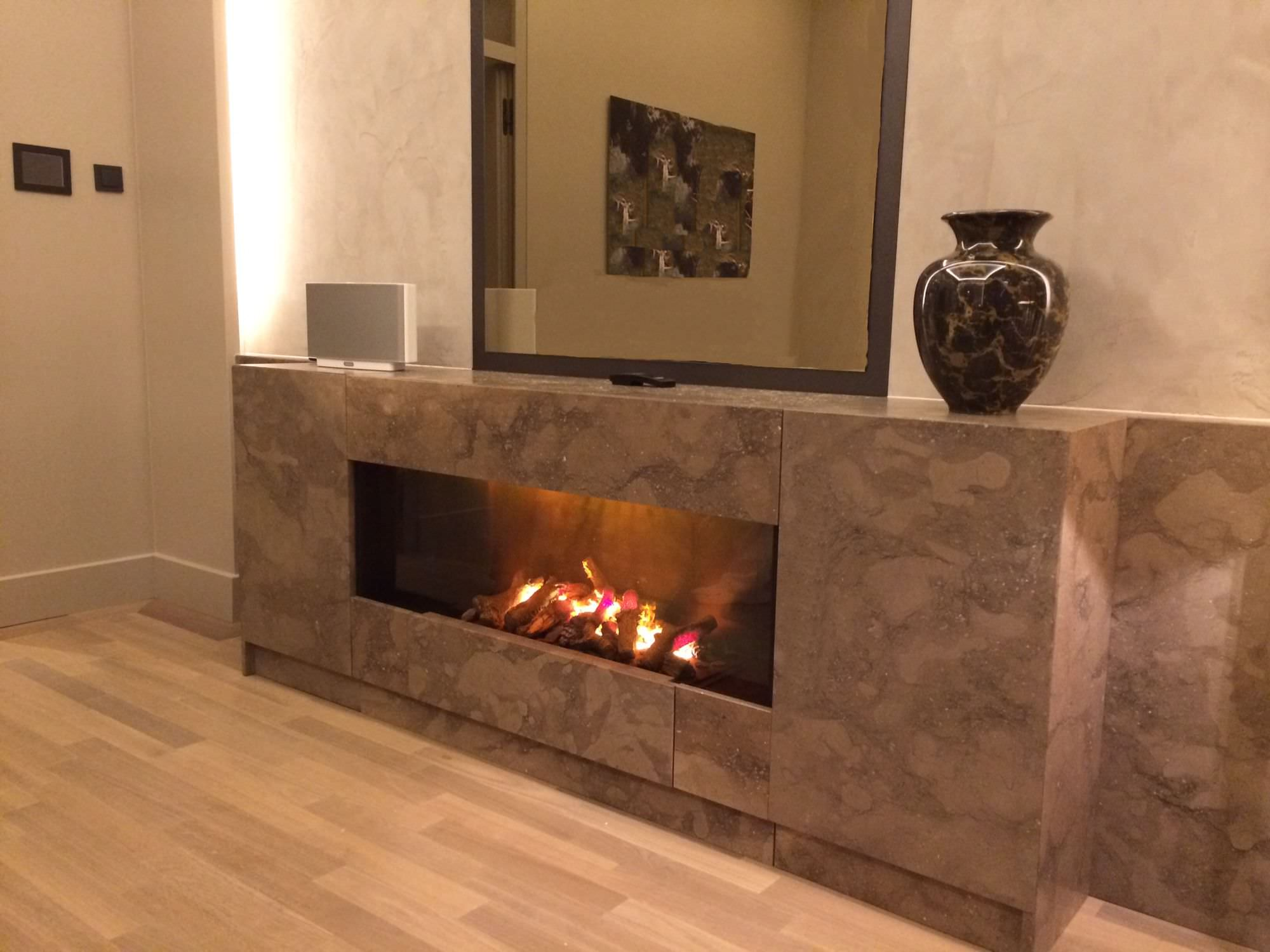 GroB Electric Fireplace Insert / Central · Electric Fireplace Insert / Central  ...