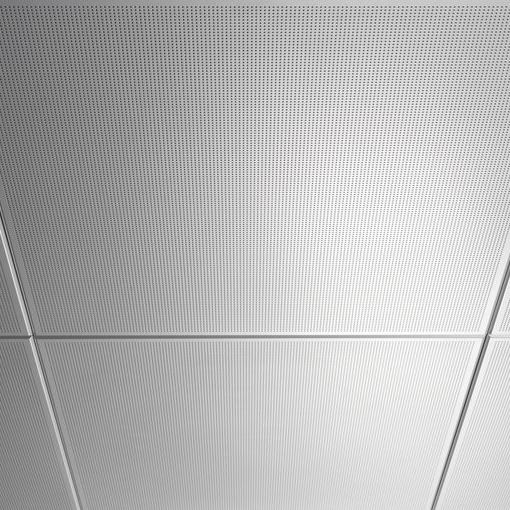 Metal Suspended Ceiling Tile Acoustic Water Repellent