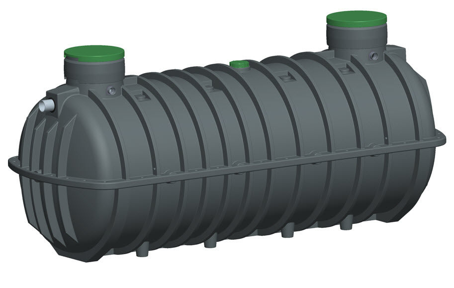 Grey Water Storage Tank   6327