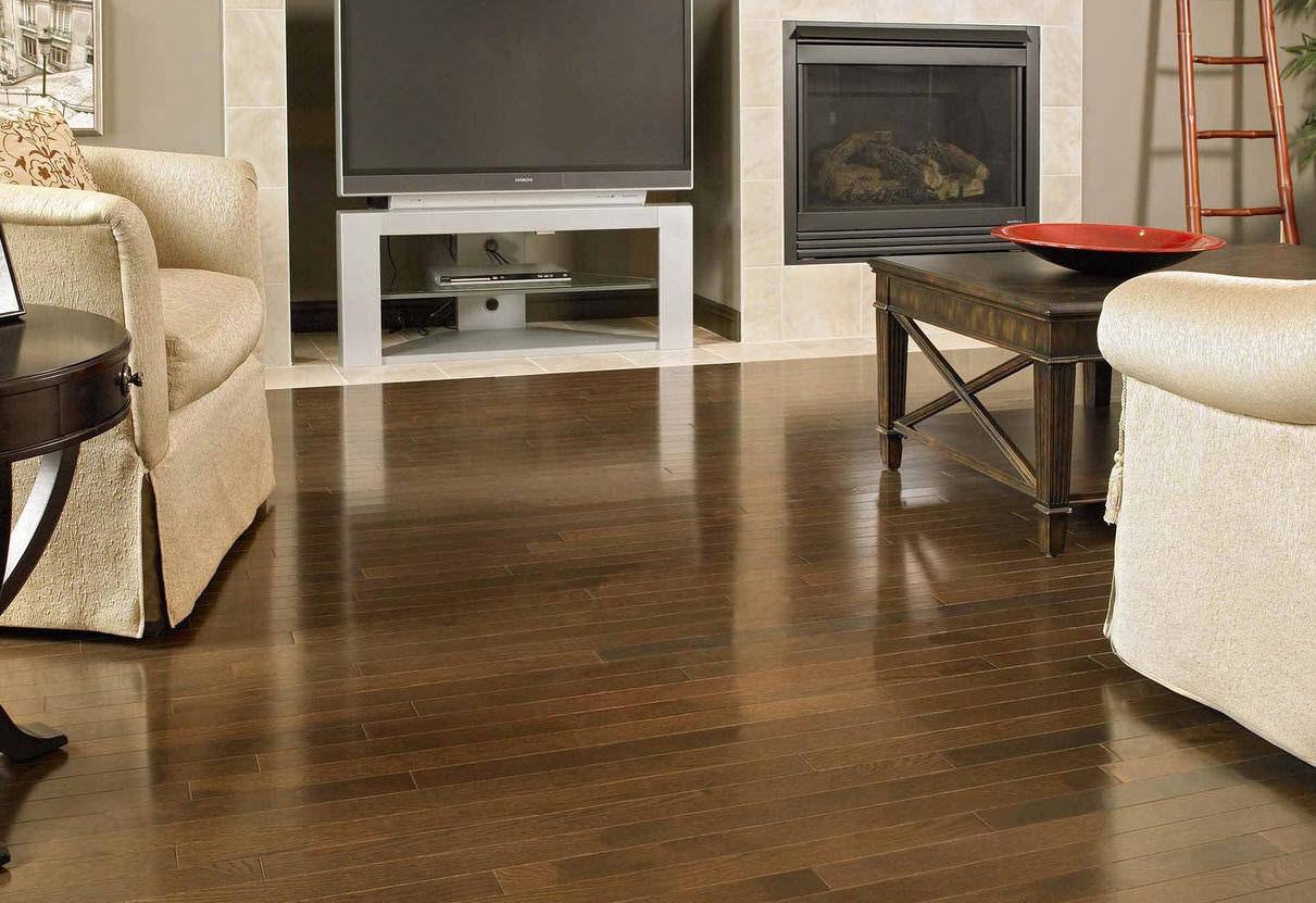 Engineered Parquet Flooring / Solid / Nailed / Glued   RED OAK JAVA