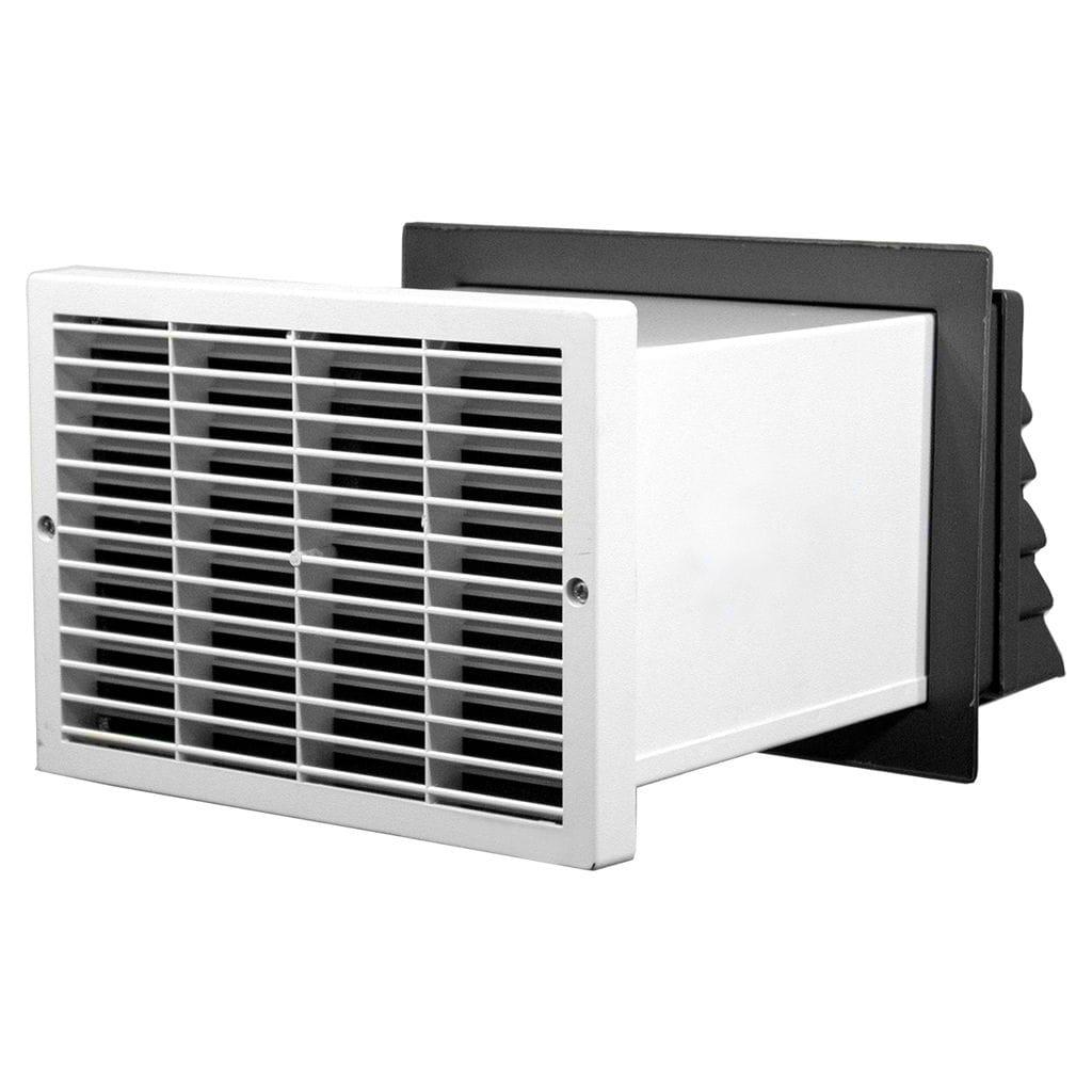 Dual Flow Ventilation Unit Decentralized Residential Bathroom