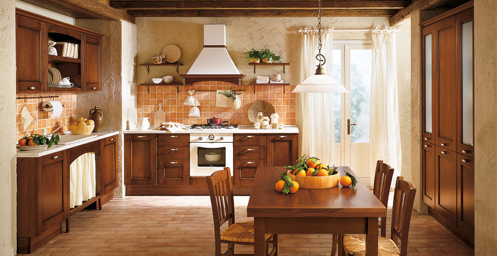 Traditional kitchen / solid wood / wooden - BORGO ANTICO 02 - Gory ...