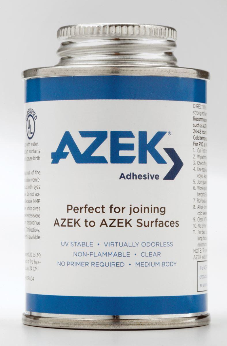 Outside corner cement adhesive / straight - AZEK ADHESIVE