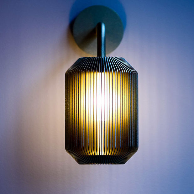 Contemporary Wall Light Fixture Eoq