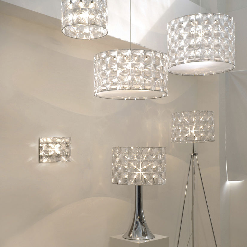 Contemporary Lampshade Polycarbonate