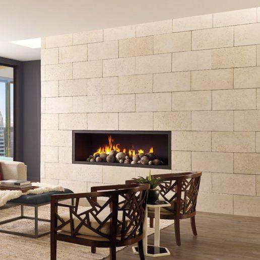 Stone Wall Cladding / Interior / Smooth / Decorative MARQUEE24 : SANDERLING  Eldorado Stone ...