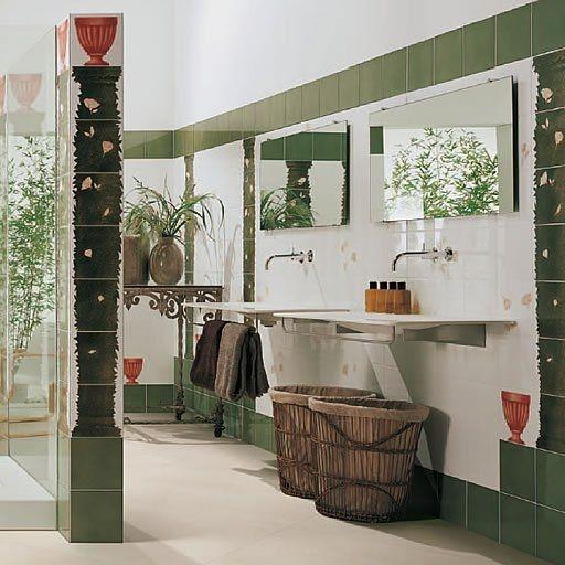 Indoor tile / bathroom / wall / ceramic - ALLEGRO by Davide ...