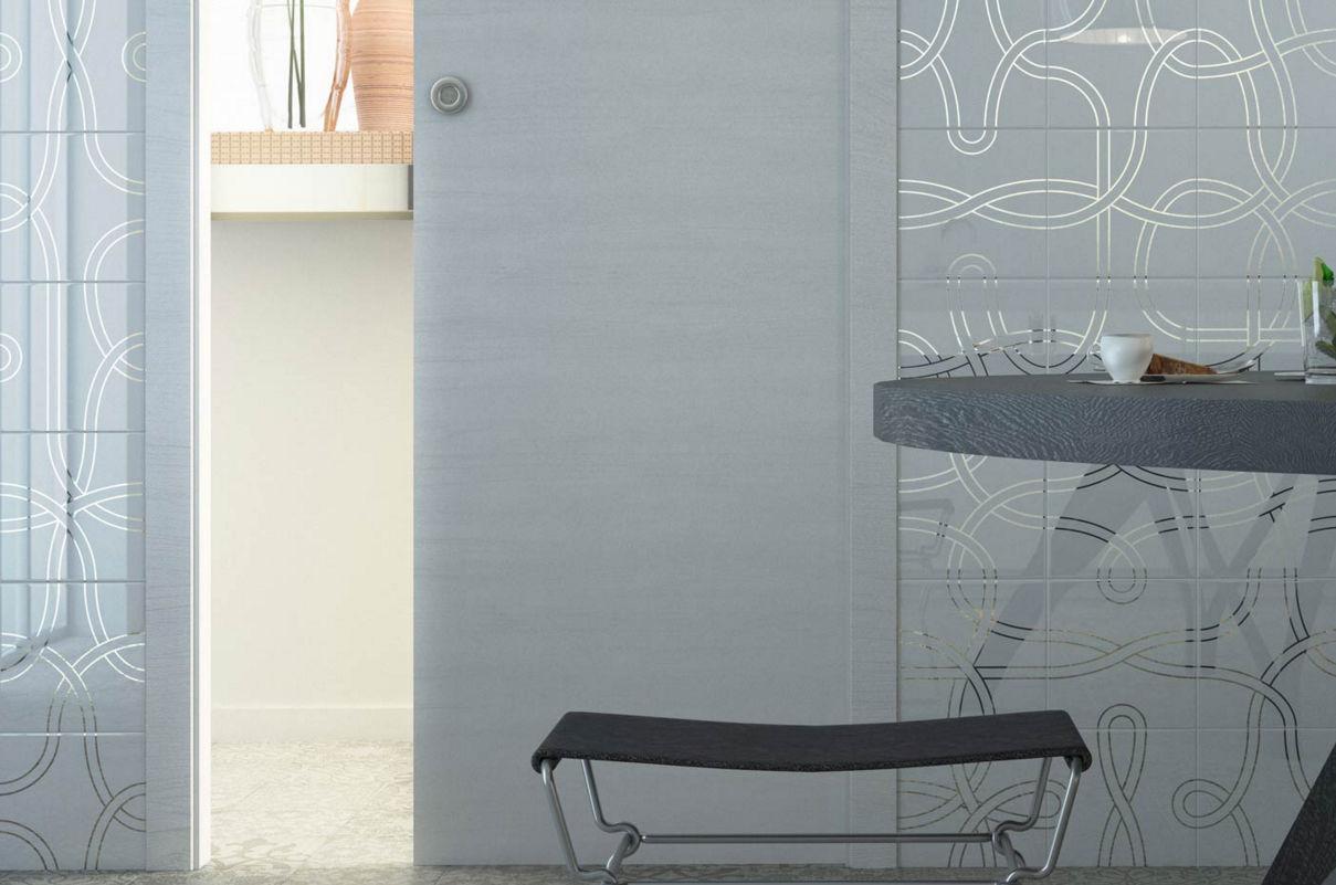 Kitchen tile / wall / ceramic / geometric pattern - ARIANNA PLATINO ...