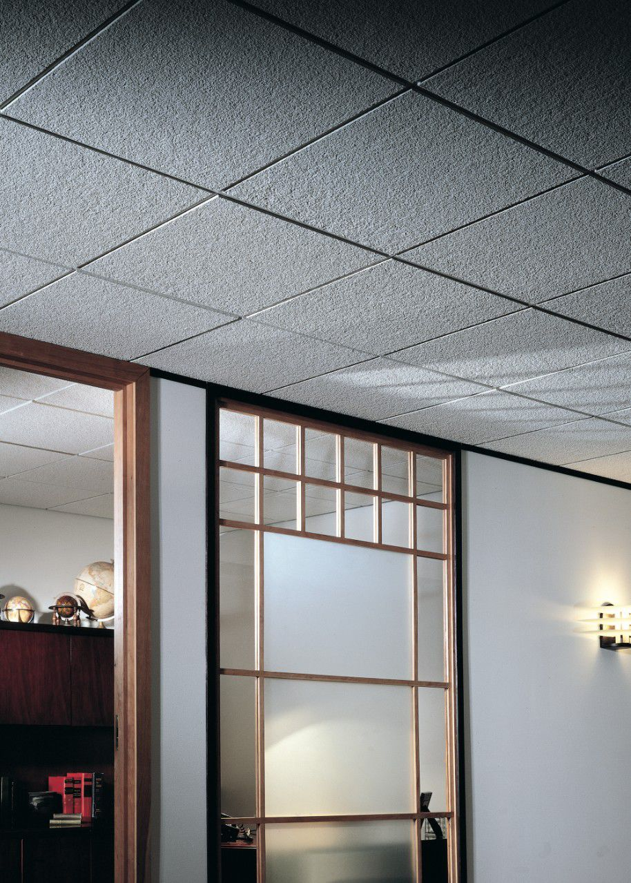 Mineral fiber suspended ceiling panel acoustic usg luna usg mineral fiber suspended ceiling panel acoustic usg luna usg dailygadgetfo Gallery