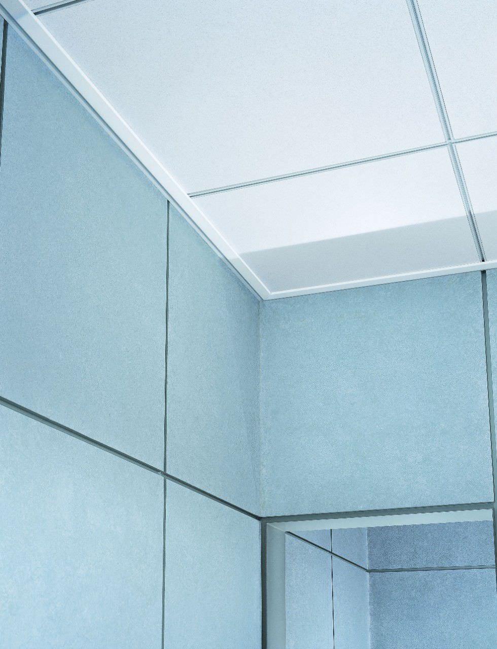 Mineral fiber suspended ceiling / panel / acoustic - ASTRO® - USG