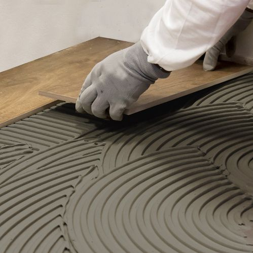Fixing Adhesive Mortar For Tiles Cement Quick Set Adeflex