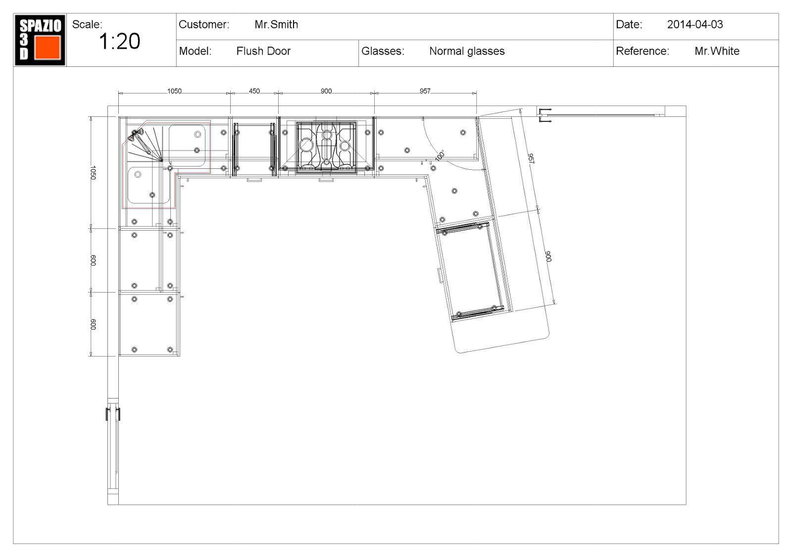 Furniture design software   CAD   for concrete structures   SPAZIO3D  TECHNICAL. Furniture design software   CAD   for concrete structures