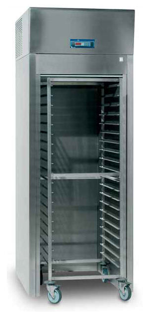 Commercial refrigerator-freezer / air-curtain / stainless steel ...