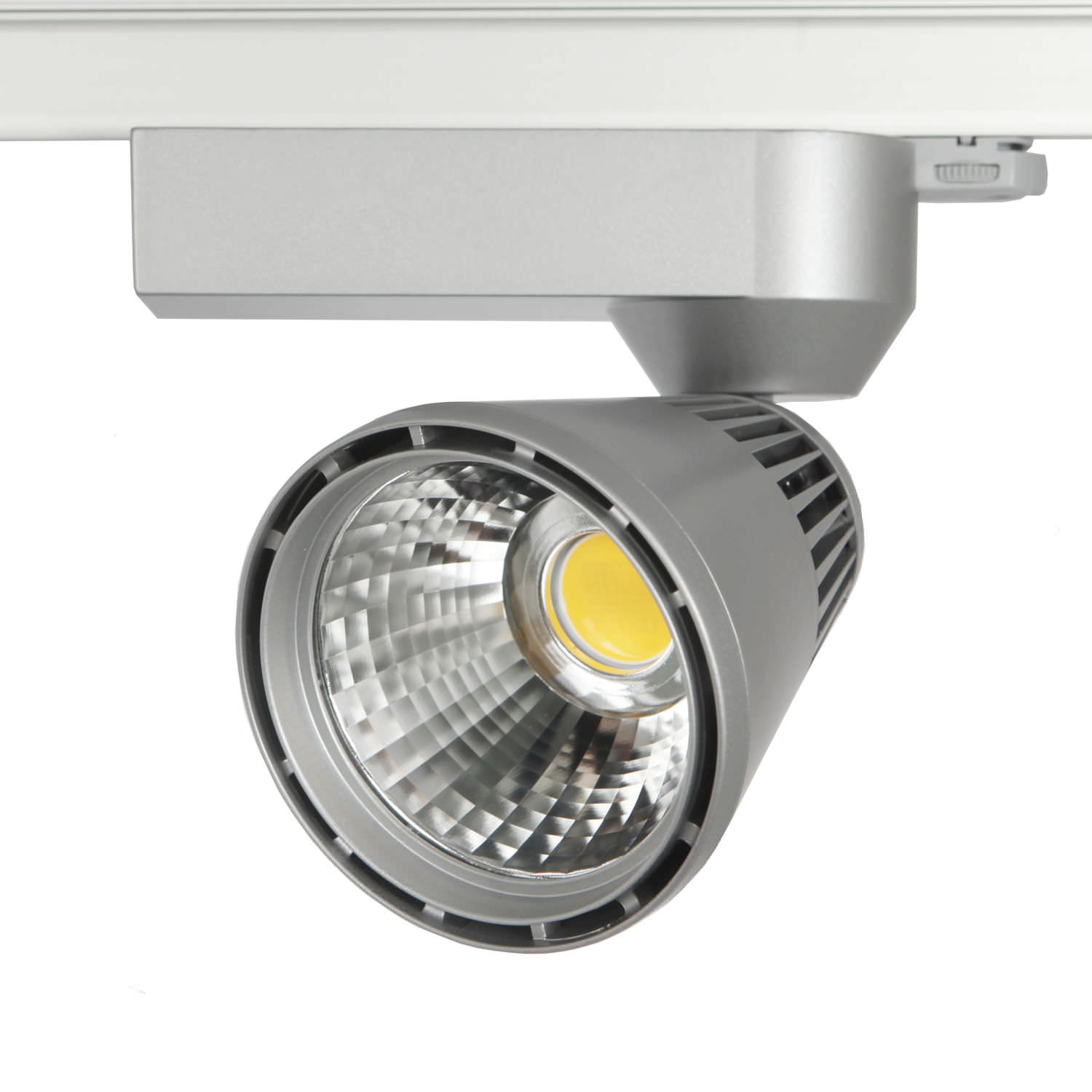 led track light  round  metal  commercial  lean  lival - led track light  round  metal  commercial  lean