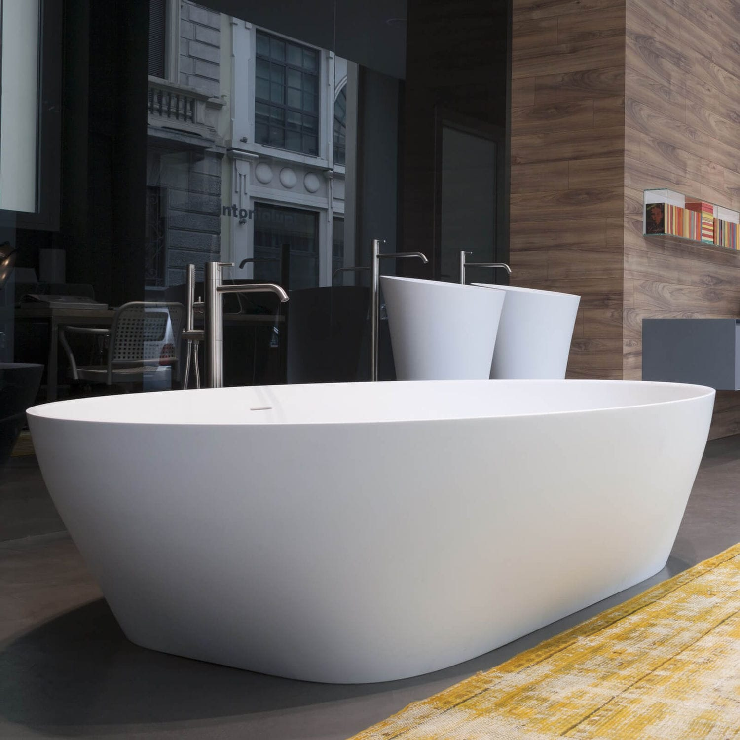 bathtub tub cultured watch bath bathtubs stone marble granite youtube