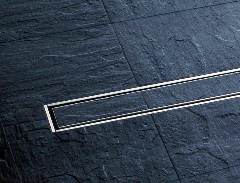 stainless steel linear shower drain comfort standard kessel