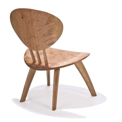 Contemporary Chair Wooden JORDAN Peter Hook