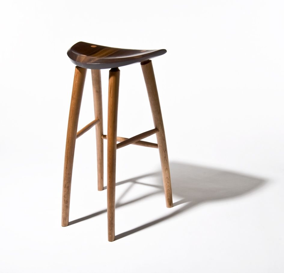 Bar stool contemporary Peter Hook – Bar High Chair