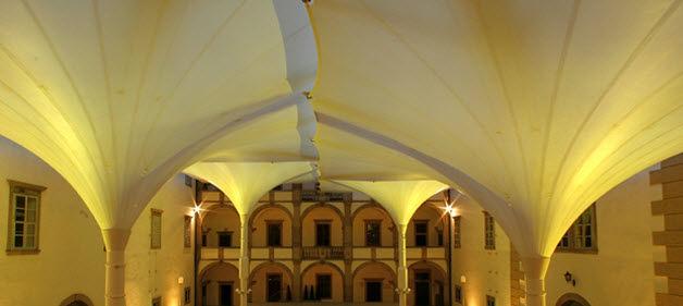 Tenara® Patio Umbrella   CASTLE WEITRA
