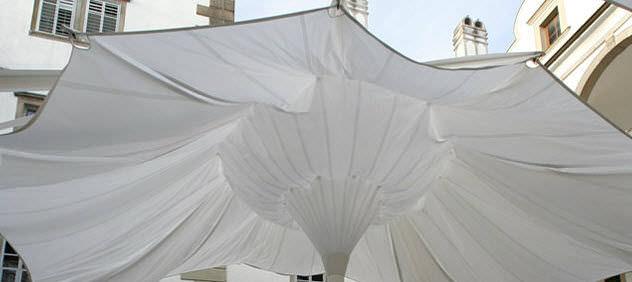 ... Tenara® Patio Umbrella CASTLE WEITRA SEFAR ...
