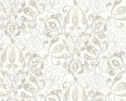 Home Wallpaper Pattern classic wallpaper / floral pattern / non-woven - trends home