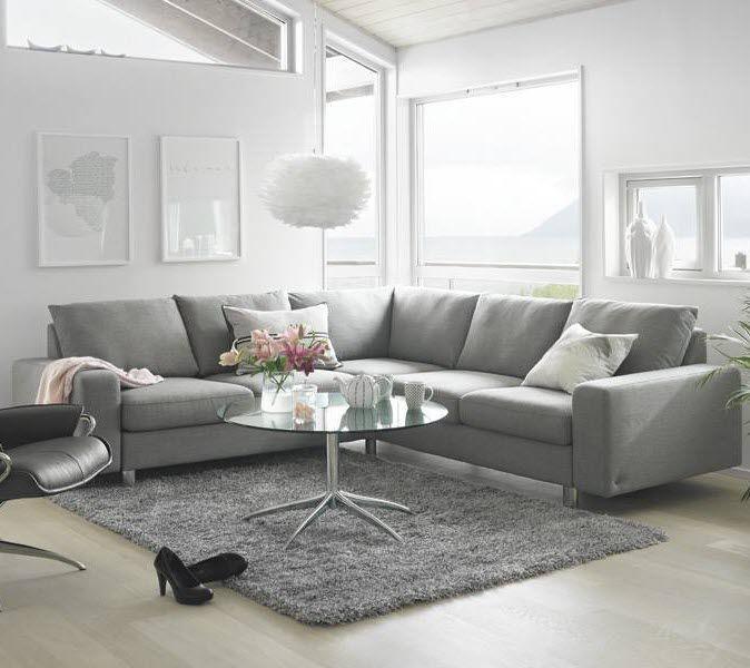 Modular Sofa Contemporary Fabric Leather E200 Ekornes Videos