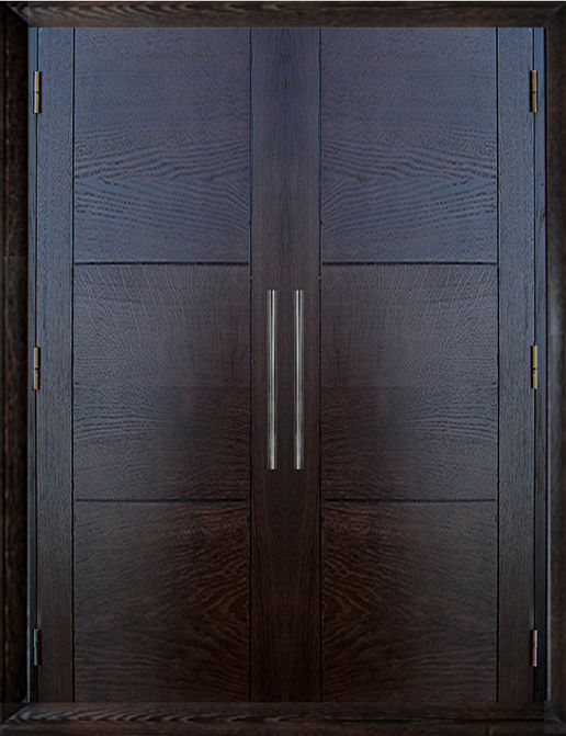 Closet Door / Swing / Oak / Double Leaf   VÉRONE
