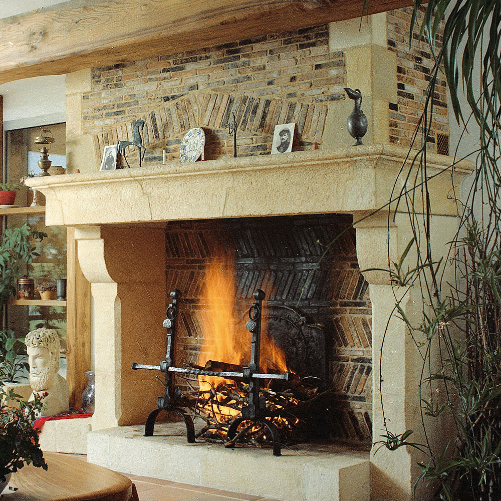 Discover all the information about the product Gas fireplace / wood-burning / traditional / open hearth LORIGNAC - CHEMINEES ET CUISINES JEAN MAGNAN and find where you can buy it. Contact the manufacturer directly to receive a quote.