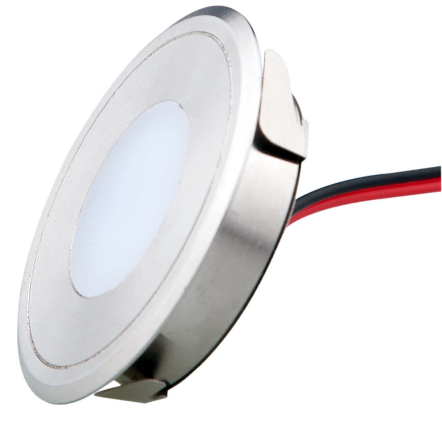 Recessed Floor Light Fixture / Led / Round / Outdoor - Bury