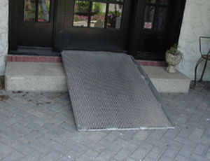 Handicapped access ramp / threshold - THRESHOLD - Handi-Ramp