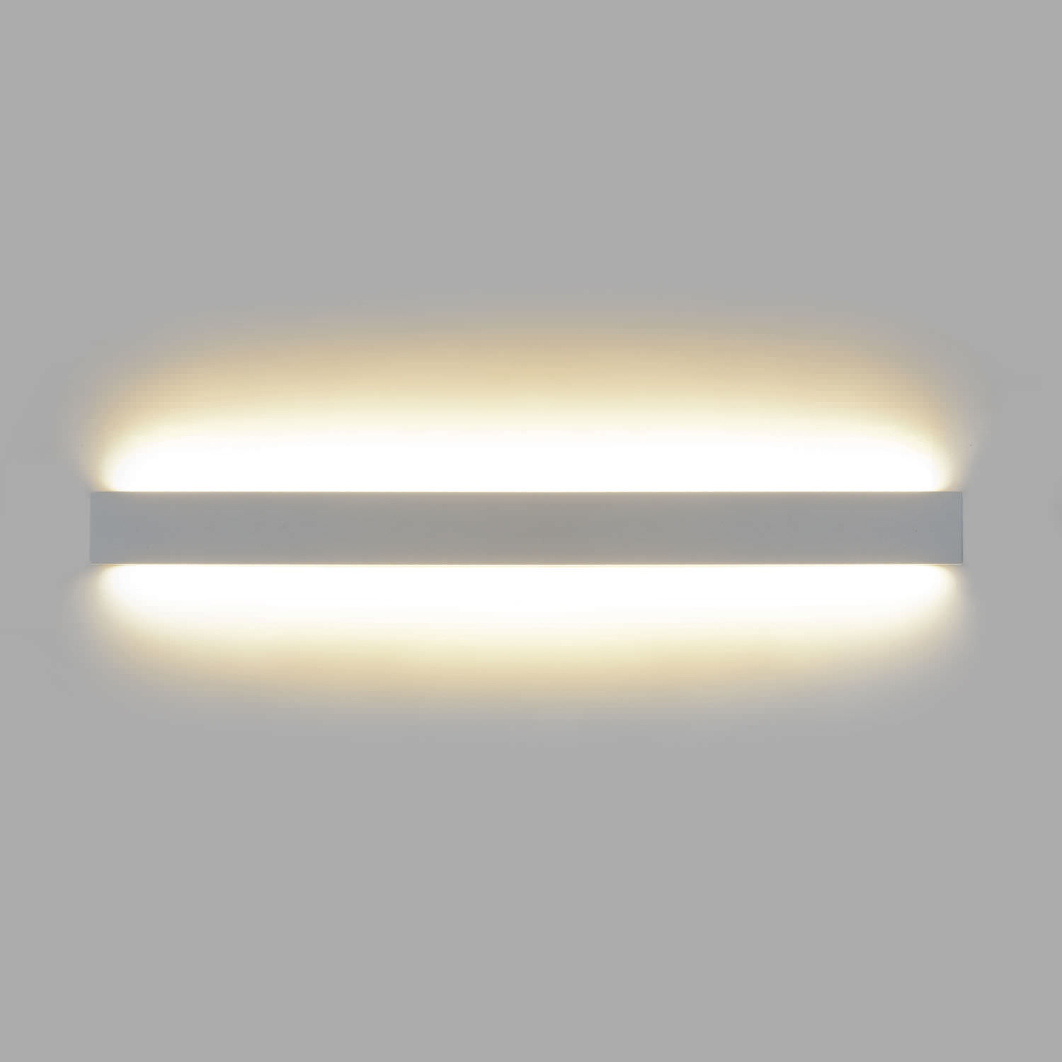 Contemporary wall light / metal / LED / linear - F-LED UP&DOWN ...