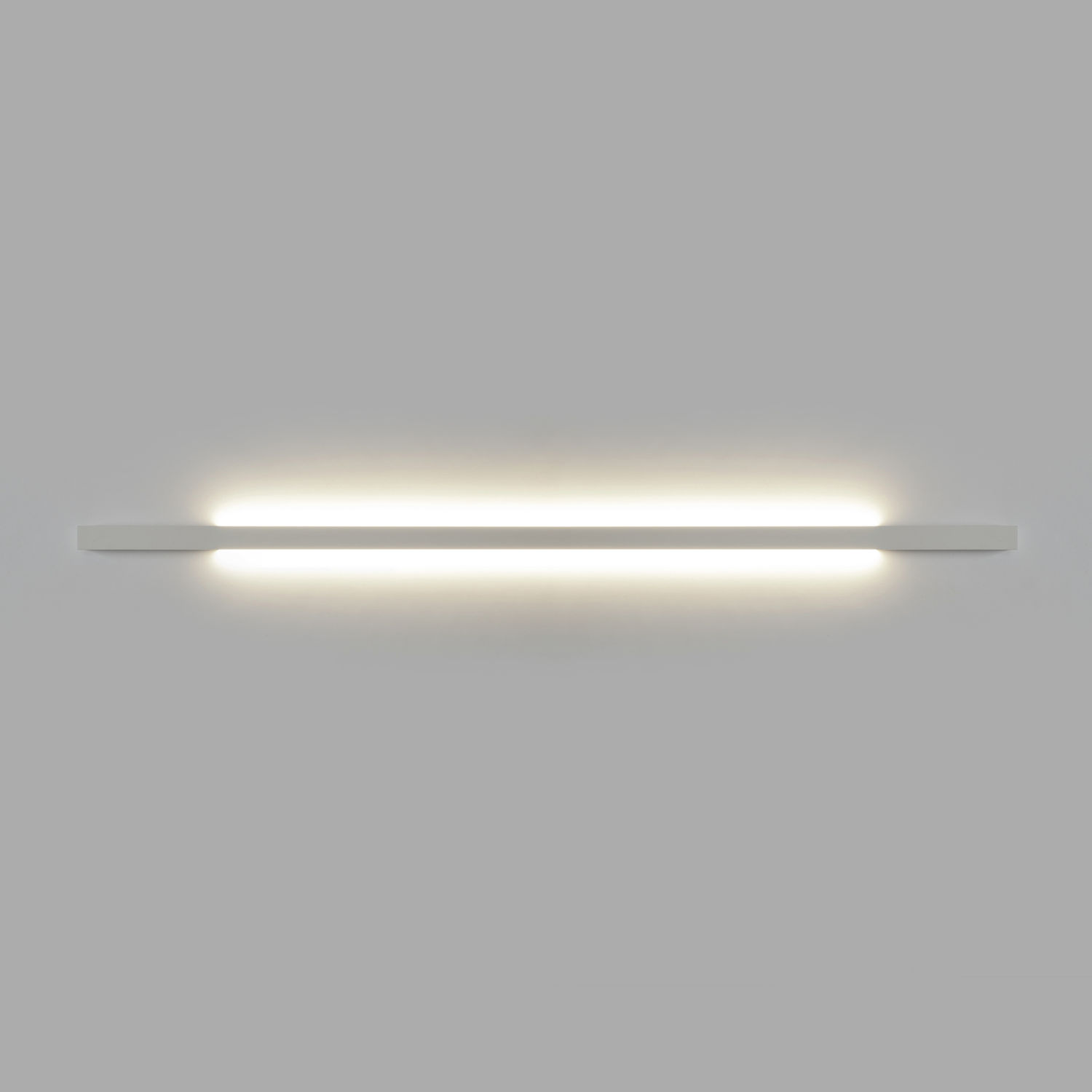 Contemporary wall light / metal / LED / linear - F-LED INSIDE ...