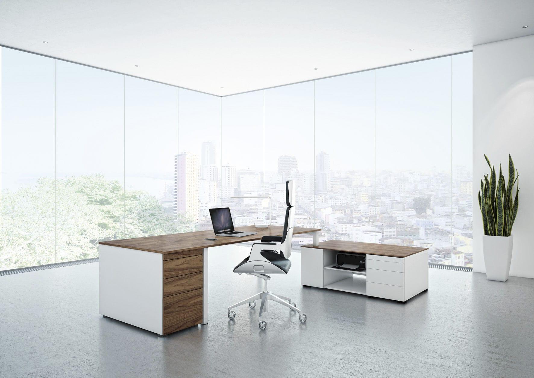 Modular bookcase / contemporary / for offices / wooden - INTAVIS ...