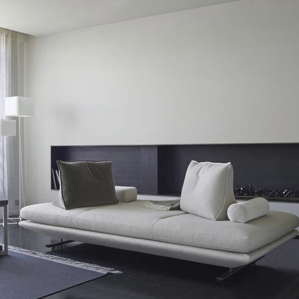 Modular Sofa Contemporary Fabric Commercial Prado