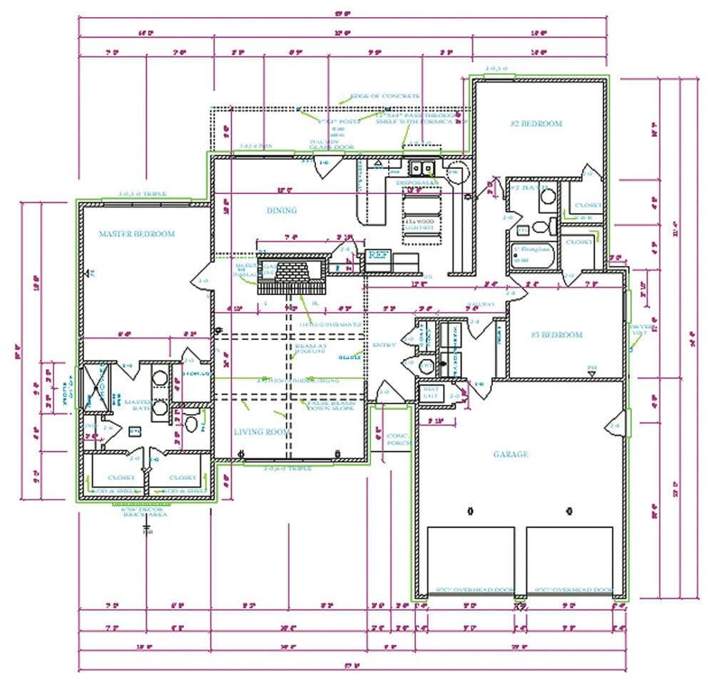 61622 8821701 Architecture Software For Concrete Structures 2d Designcad On Imsi Design Home
