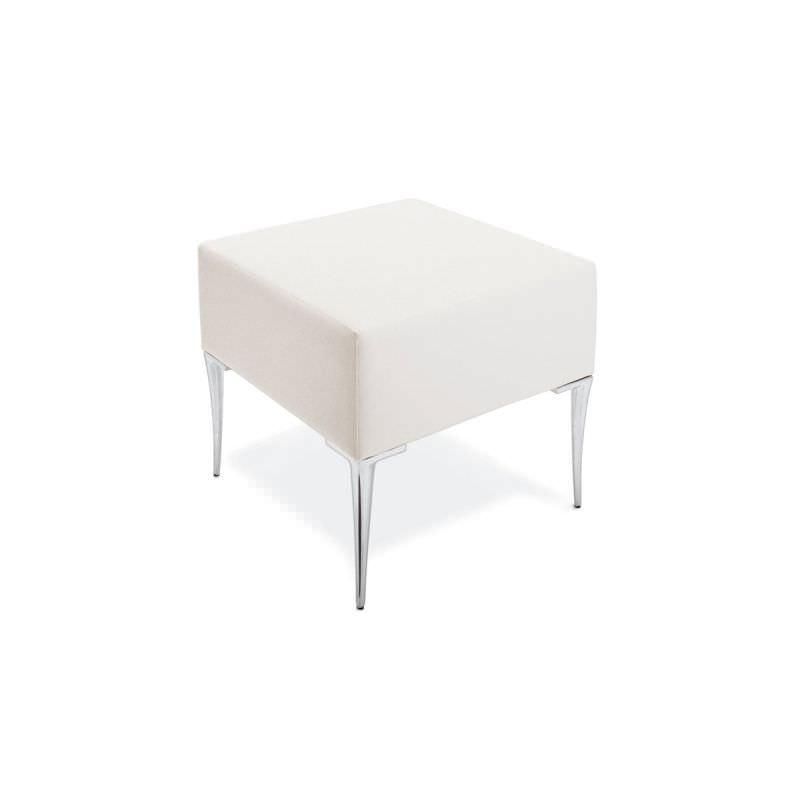 Peachy Contemporary Pouf Fabric Vinyl Upholstered First Uwap Interior Chair Design Uwaporg