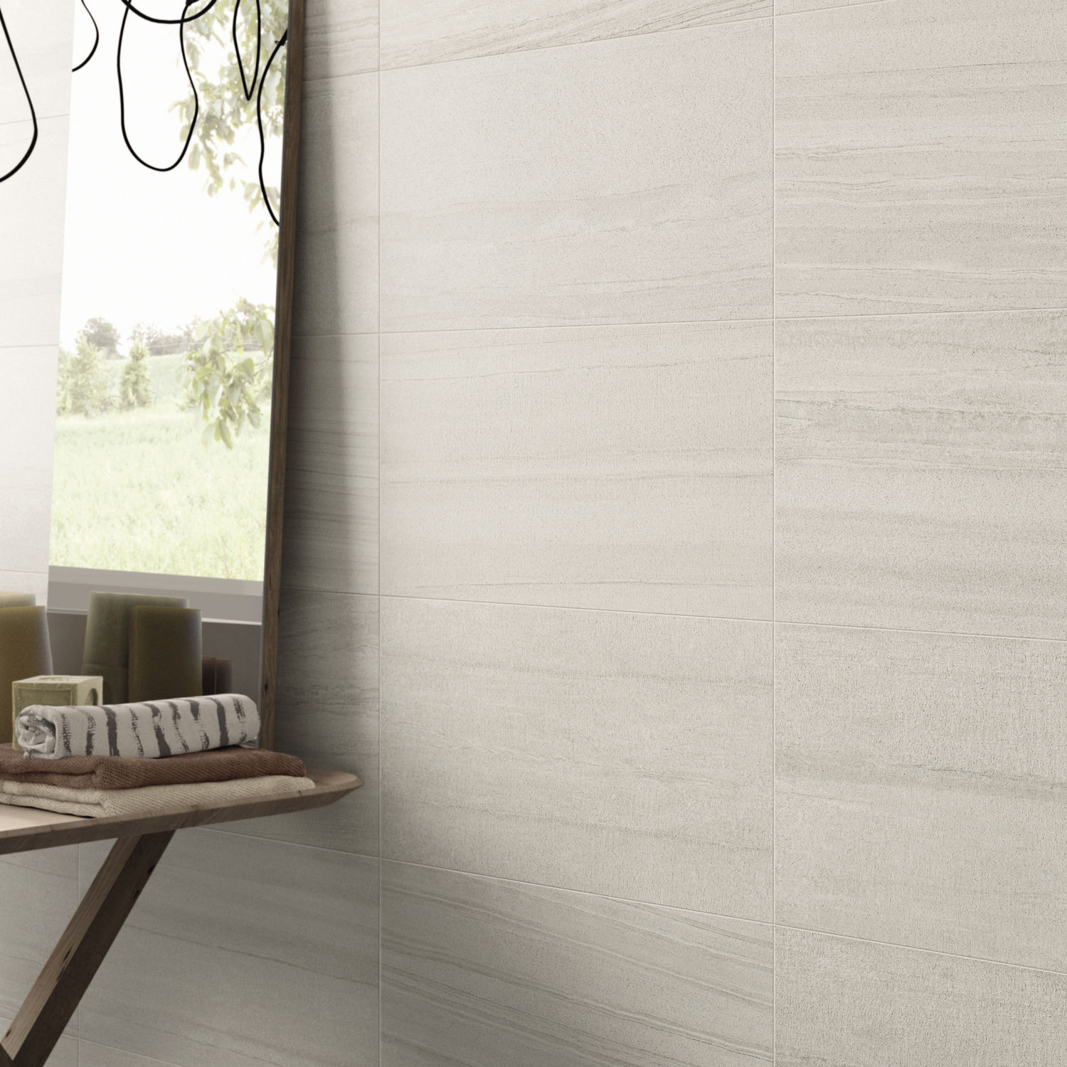 ... Indoor tile / wall / for floors / ceramic EVO-Q by PROVENZA EMILGROUP