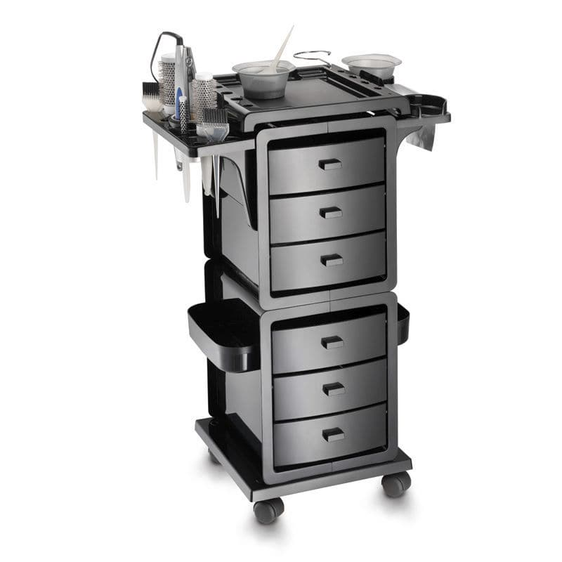 Treatment Trolley For Beauty Salons Plastic