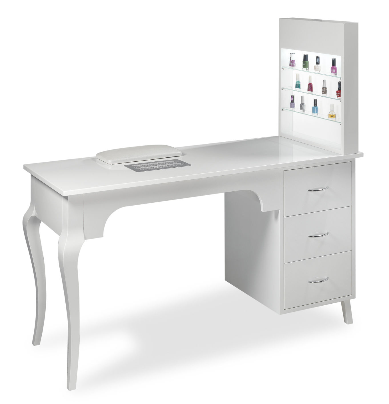 Manicure table with vacuum cleaner - ESTETICA VEZZOSI: MARYLIN NAILS ...
