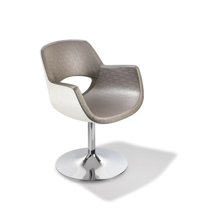 Polyurethane Beauty Salon Chair / Central Base   MEG ART. 8145