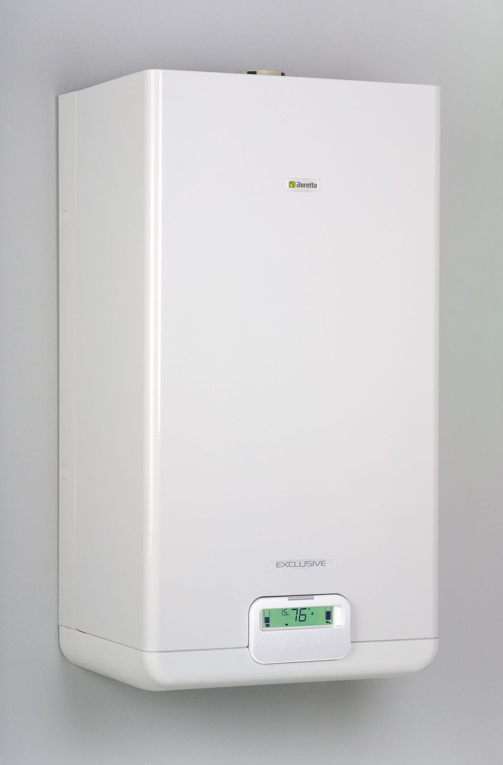 Gas boiler / wall-mounted / residential / for heating only ...