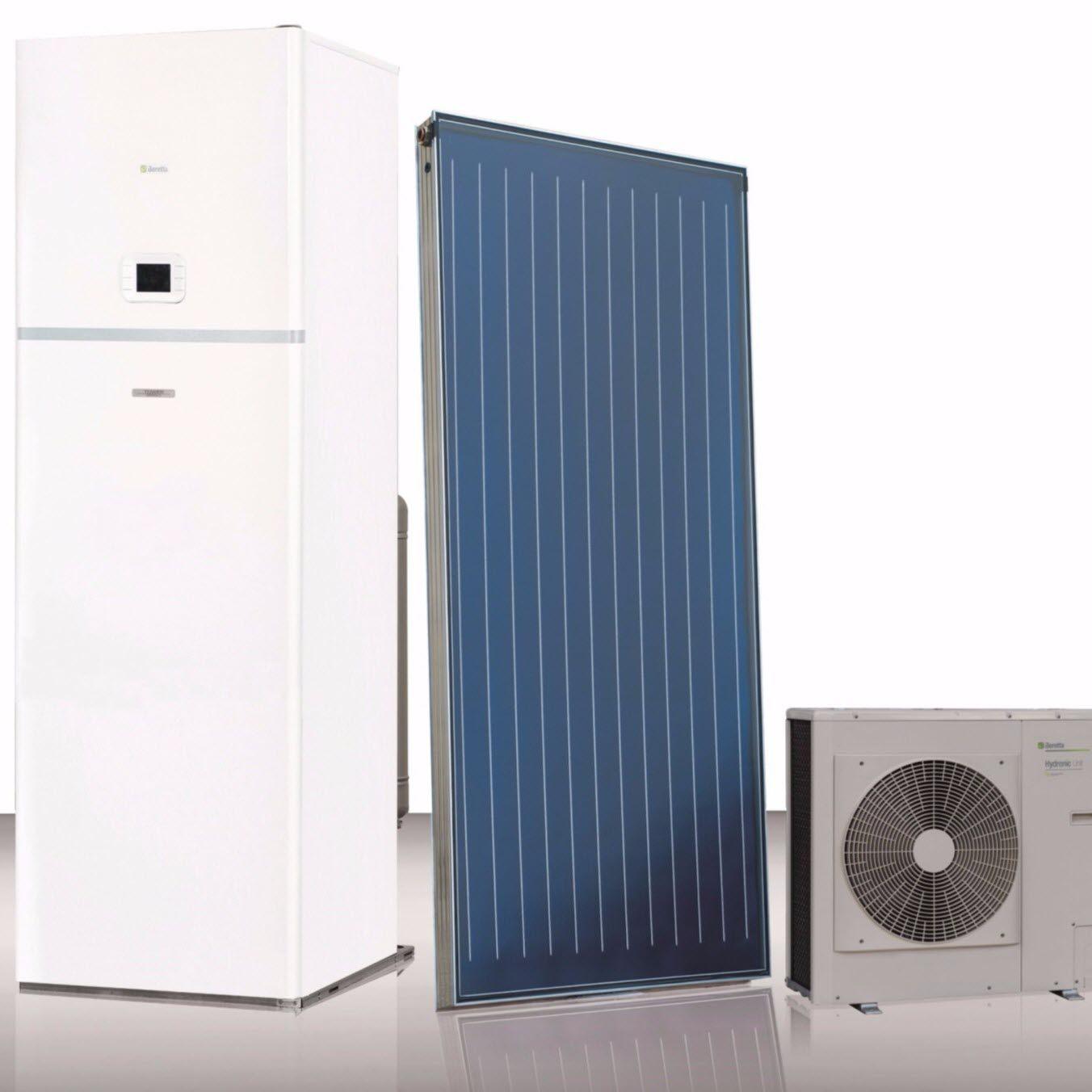 Solar boiler / residential / condensing / hybrid - TOWER GREEN HE ...