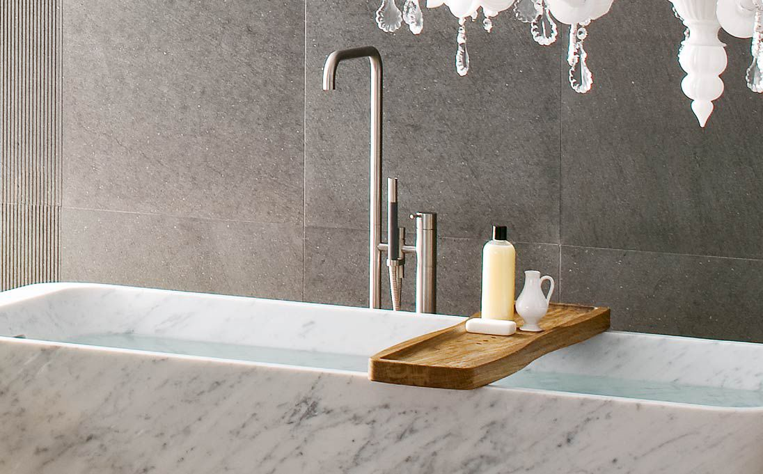 Wooden serving tray / for bathtubs - BRIDGE A2 by nespoli e novara ...