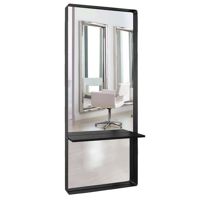 Contemporary Dressing Table Steel Wall Mounted For Hairdressers Tuscany 8300