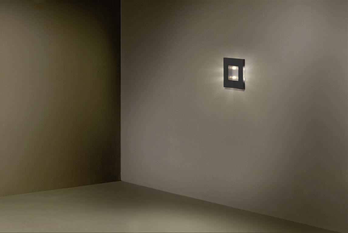 Recessed wall light fixture led square elite npg tal recessed wall light fixture led square mozeypictures Choice Image
