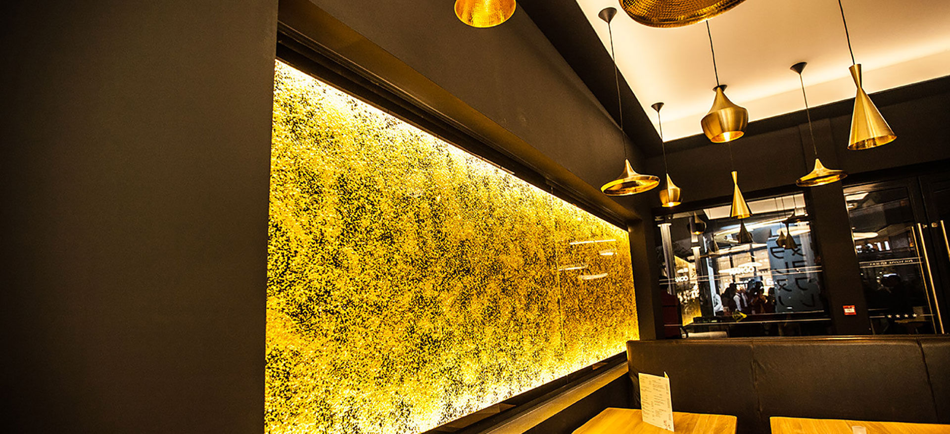 Acrylic decorative panel / wall-mounted / backlit - MAOTSUMI - DACRYL®