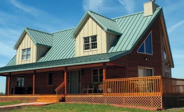 Galvanized Steel Roofing / Sheet Steel / Standing Seam   TITAN® SL 100 SNAP  LOCK