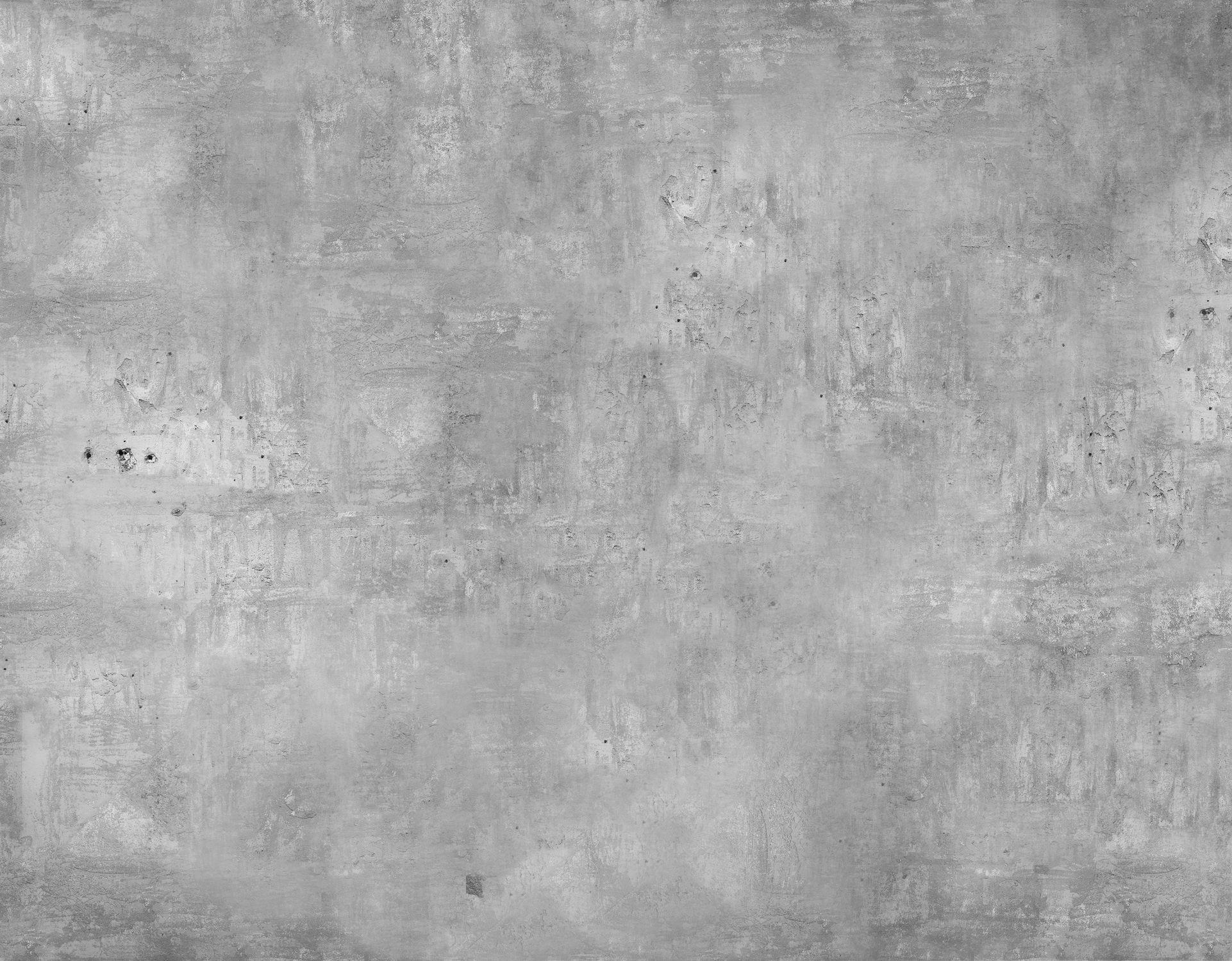 Concrete Wall Paper industrial style wallpaper / urban motif / non-woven / concrete