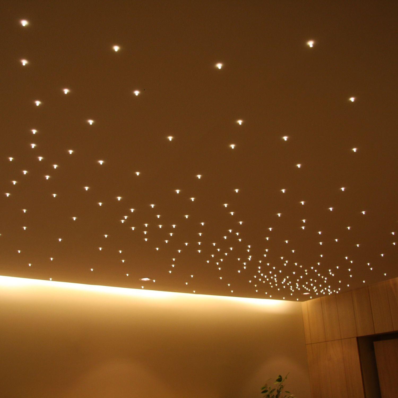 Assez Contemporary ceiling light / glass / LED - PLAFOND CENTRE  KU76